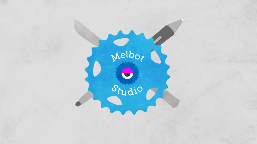 Animated Gear logo - image 3 - student project