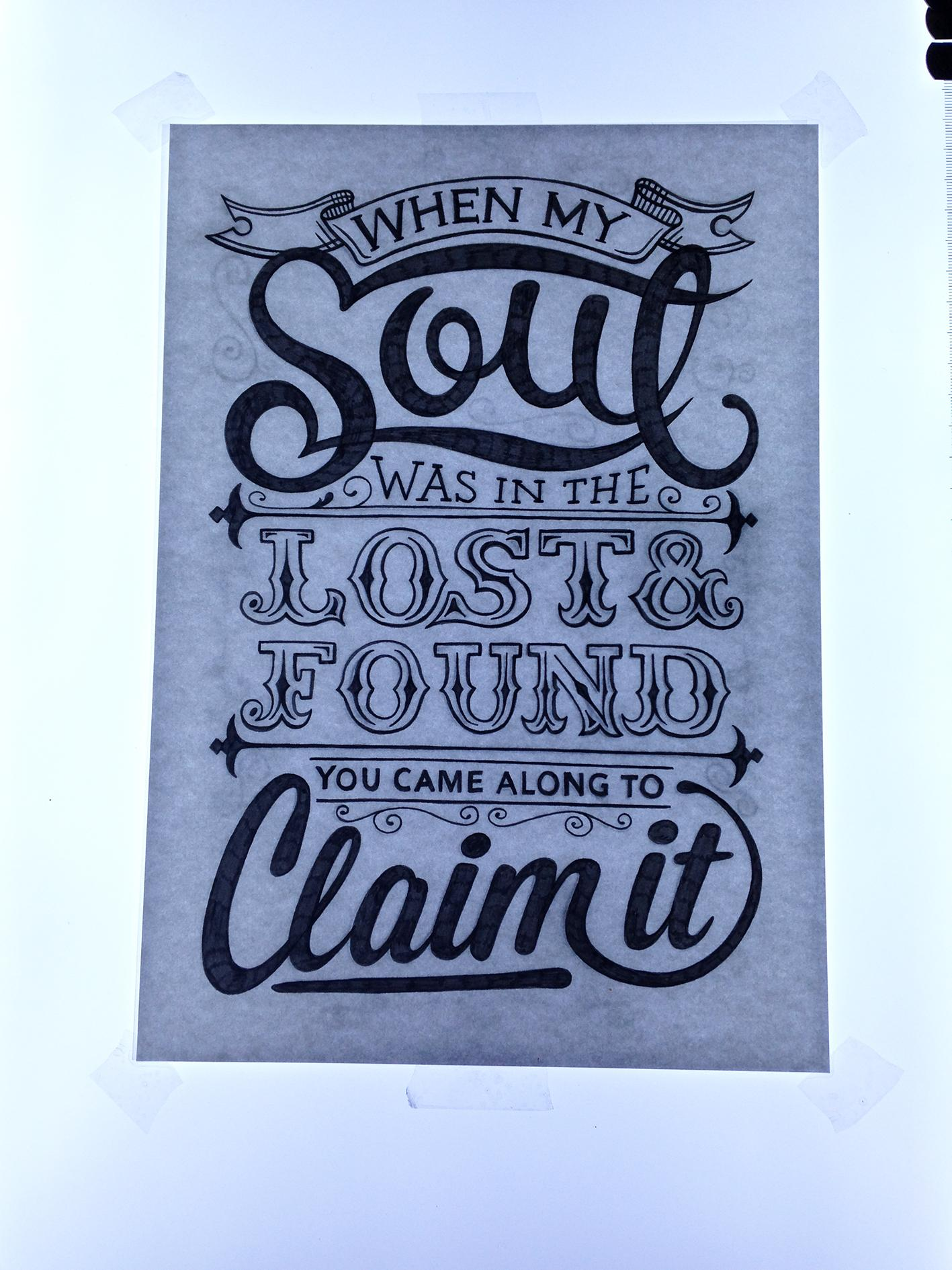 When my soul was in the lost and found... - image 11 - student project
