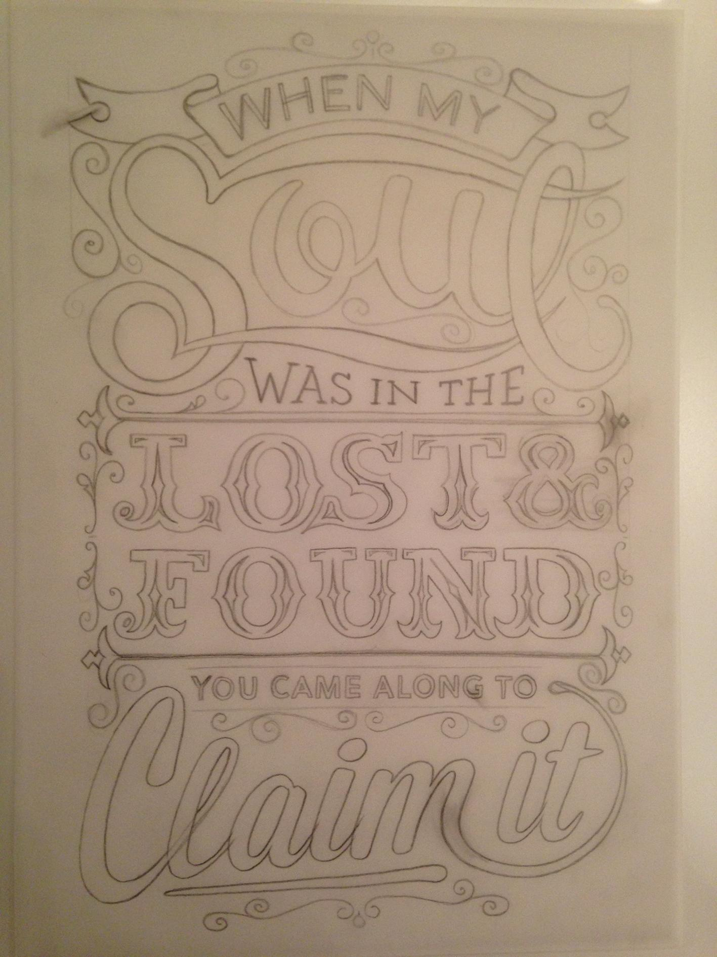 When my soul was in the lost and found... - image 10 - student project