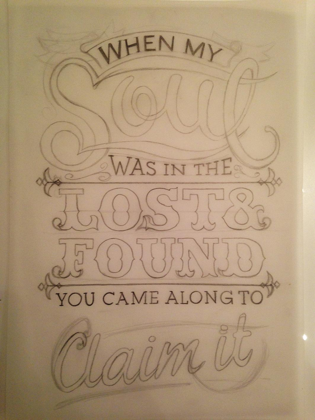 When my soul was in the lost and found... - image 9 - student project