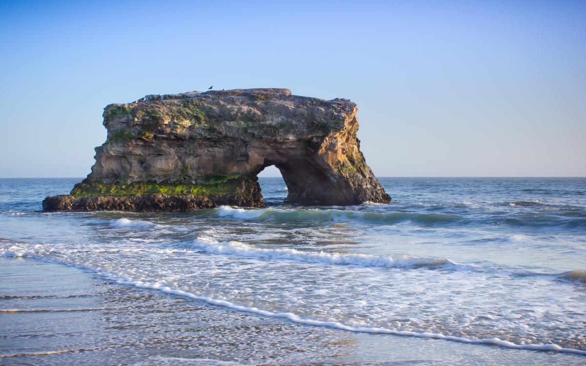 Natural Bridges, Santa Cruz, California. - image 2 - student project