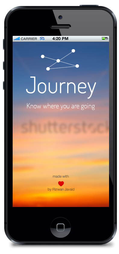 Journey    Your destiny is calling. - image 3 - student project