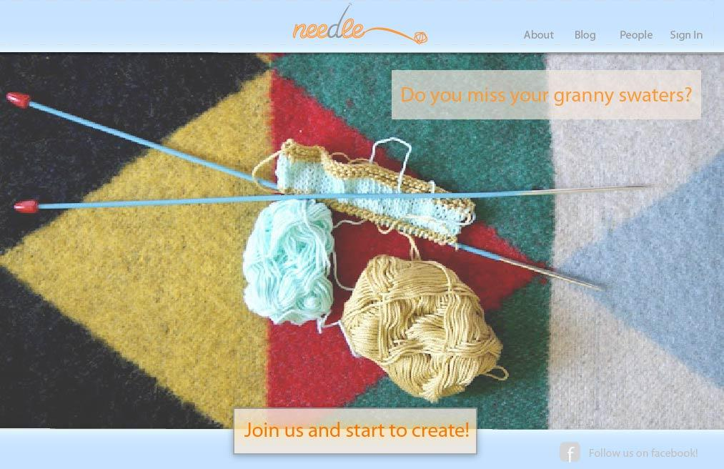 Needle - image 1 - student project