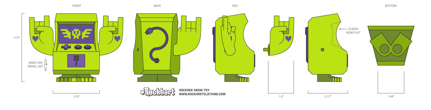Rockade  - image 9 - student project