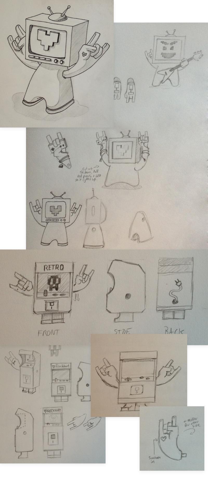 Rockade  - image 2 - student project