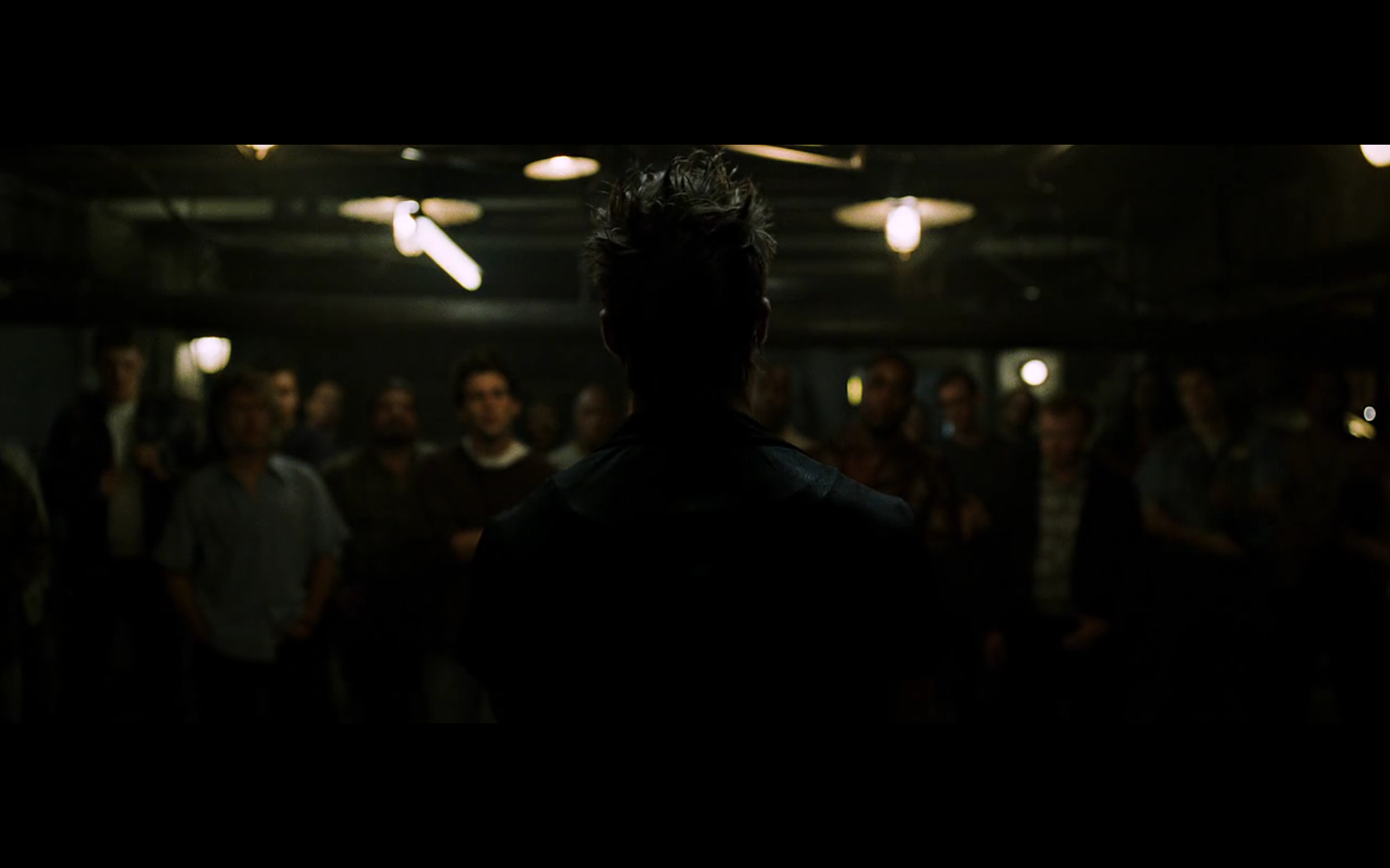 Fight Club - image 2 - student project