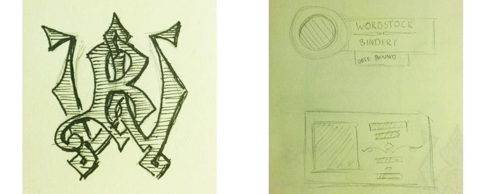 Wordstock Bindery - image 3 - student project