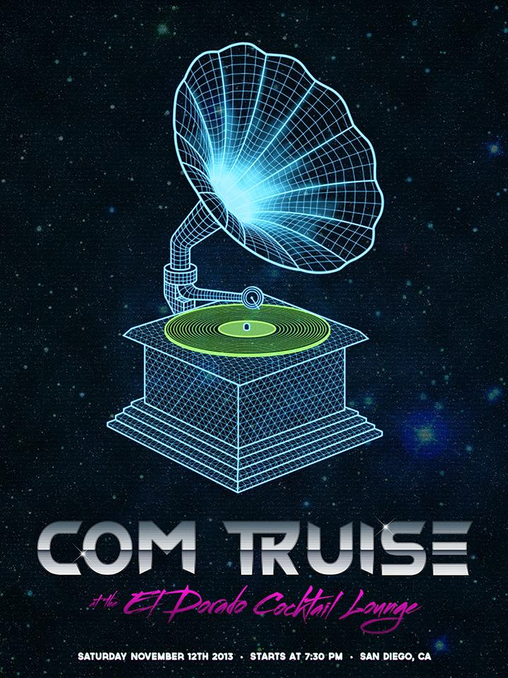 Com Truise - image 10 - student project