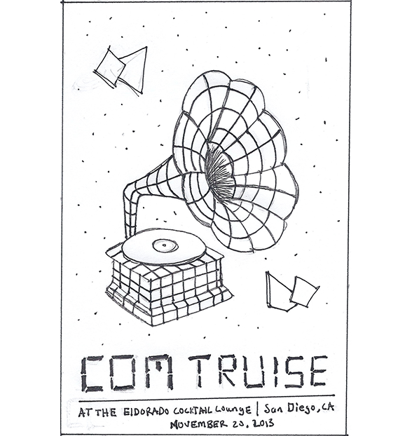 Com Truise - image 4 - student project