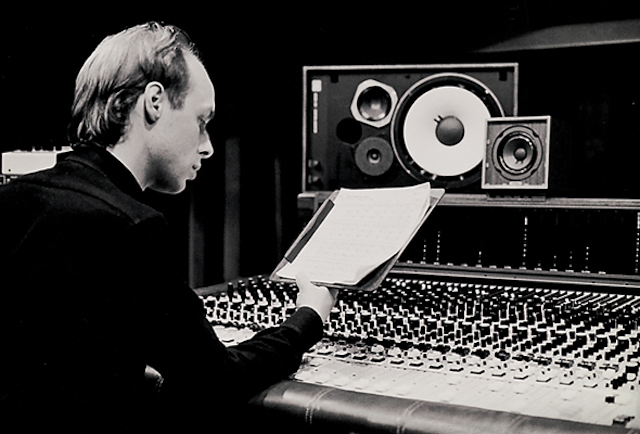 """""""I love good, loud speakers."""" —Brian Eno - image 1 - student project"""