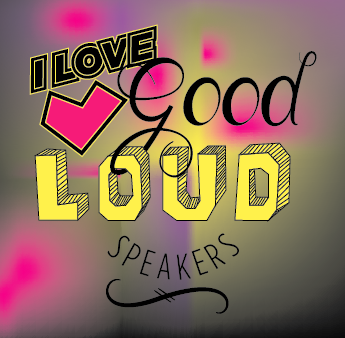 """""""I love good, loud speakers."""" —Brian Eno - image 19 - student project"""
