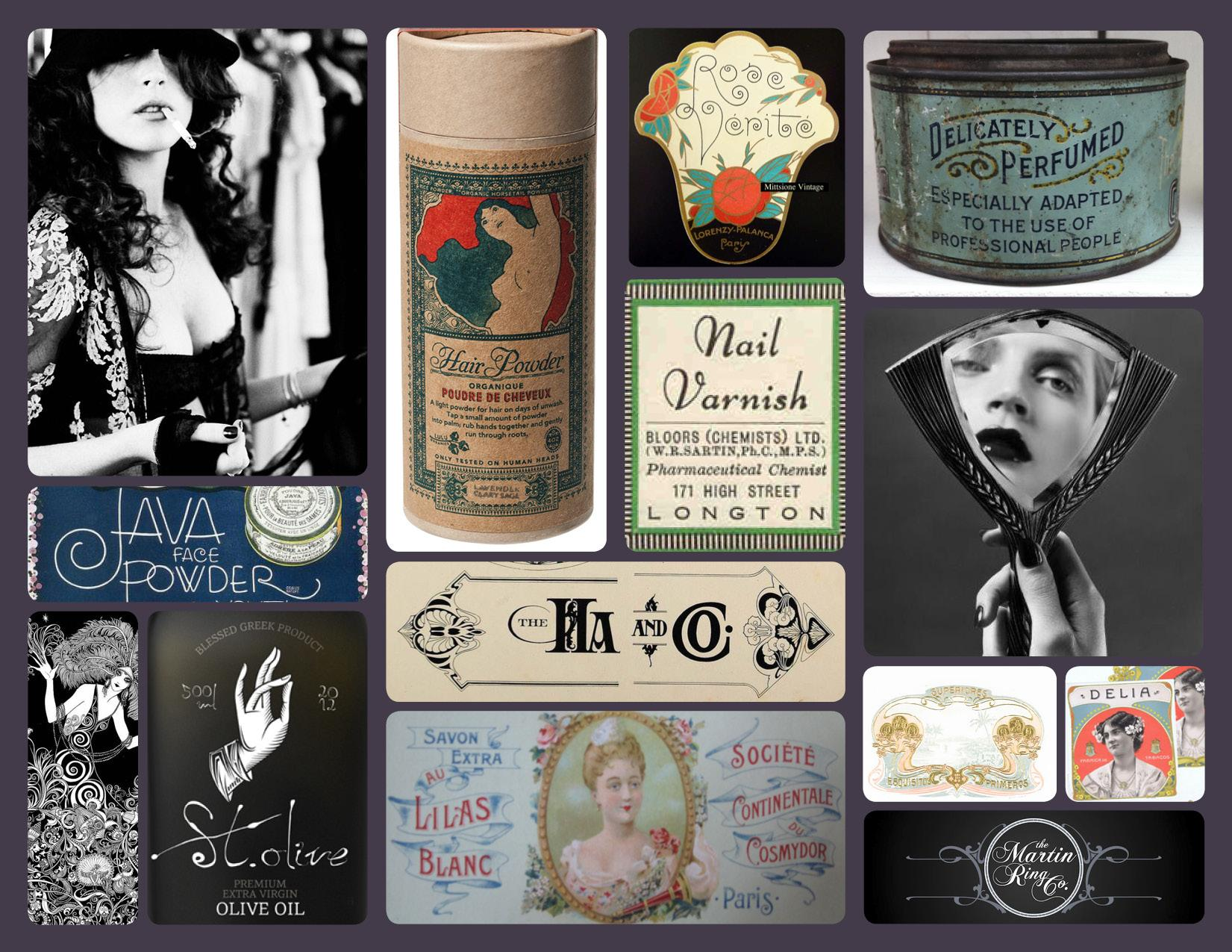 Lady B.Grey Candle Co. - image 2 - student project