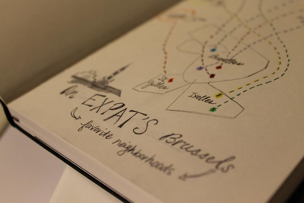 An expat's guide to Brussels - image 4 - student project