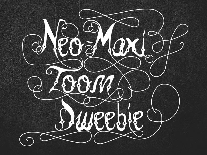 Neo-Maxi Zoom Dweebie - image 1 - student project