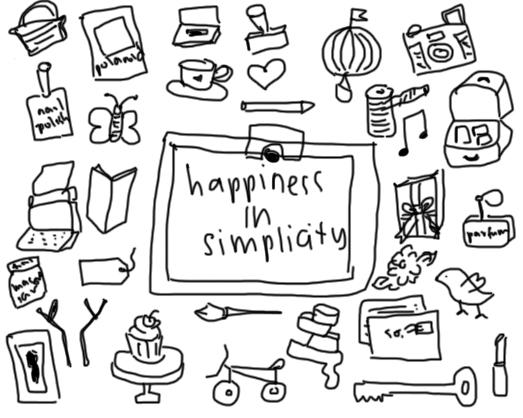Quiet: Happiness in Simplicity - image 1 - student project