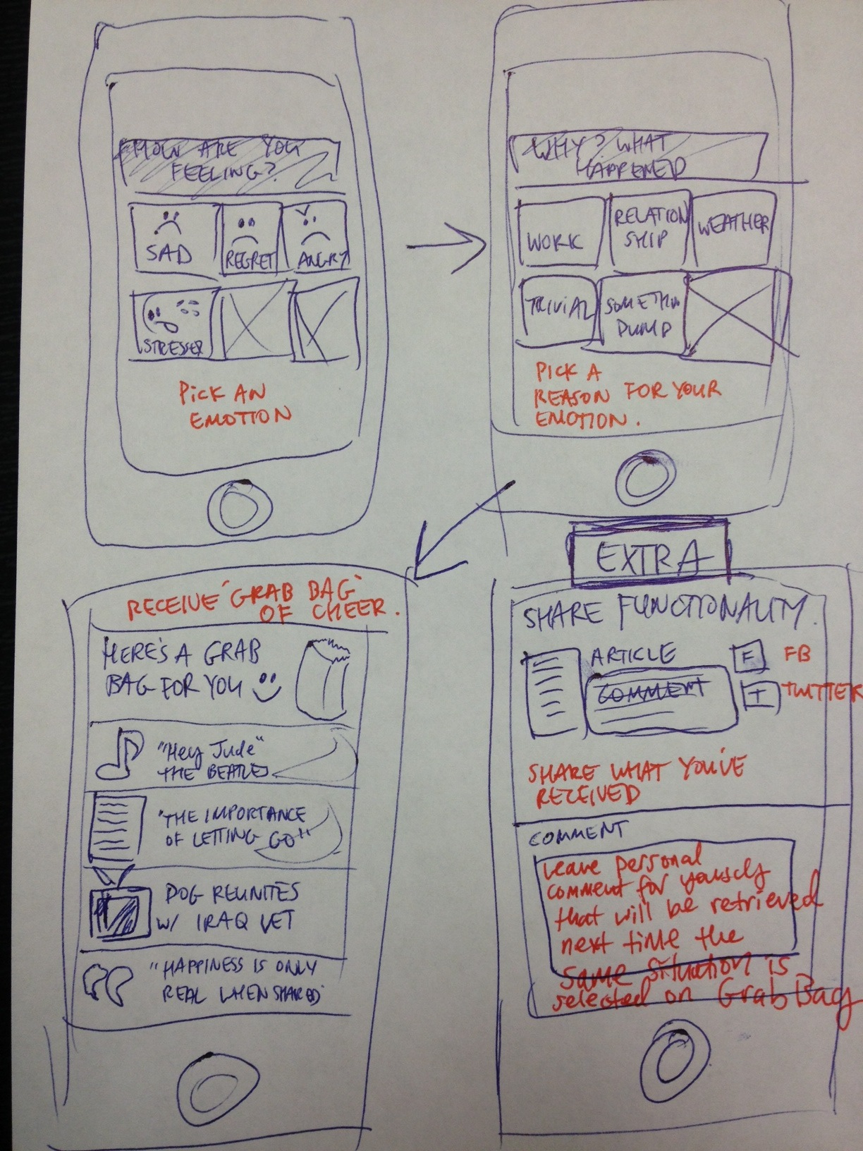 GRAB BAG - grab some cheer  - image 1 - student project