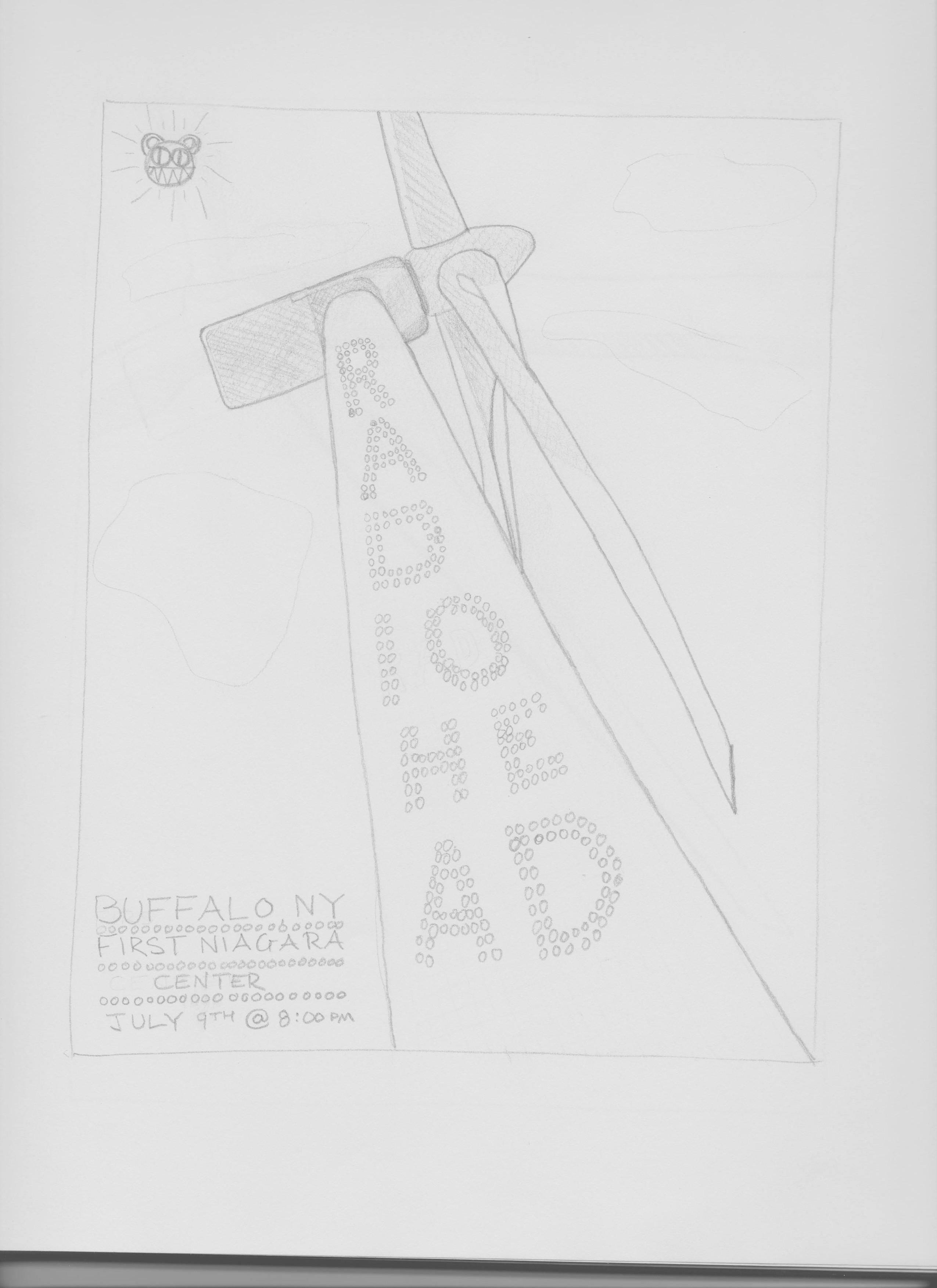 If Radiohead came to Buffalo... - image 5 - student project