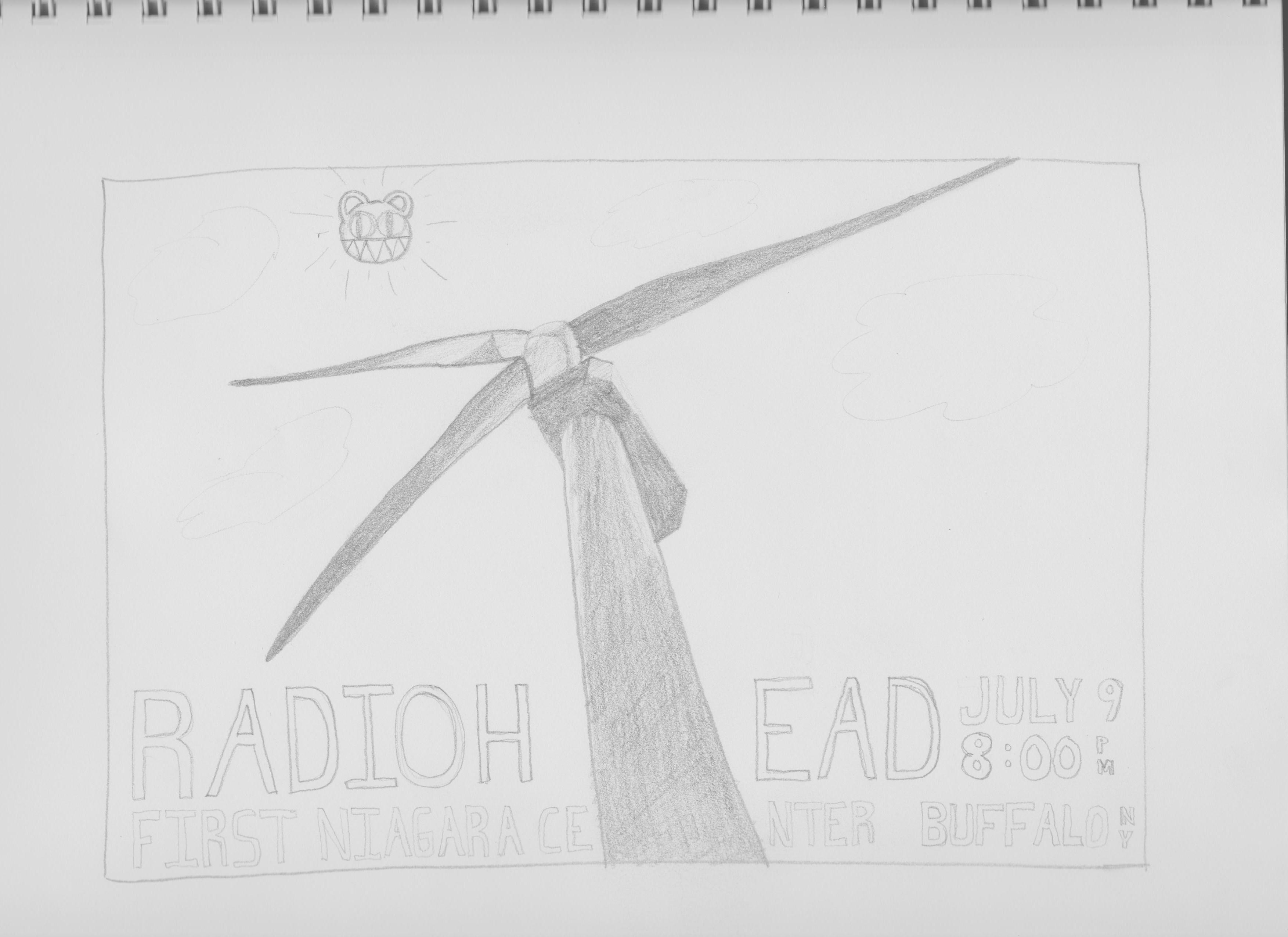 If Radiohead came to Buffalo... - image 6 - student project