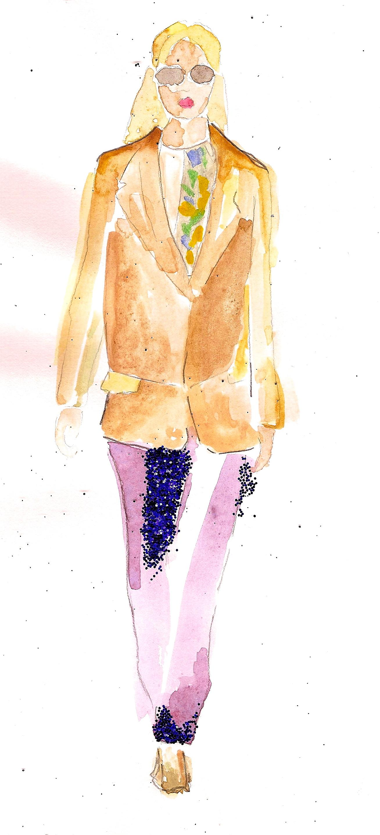 Embellished  : : Modern Androgyny  - image 19 - student project