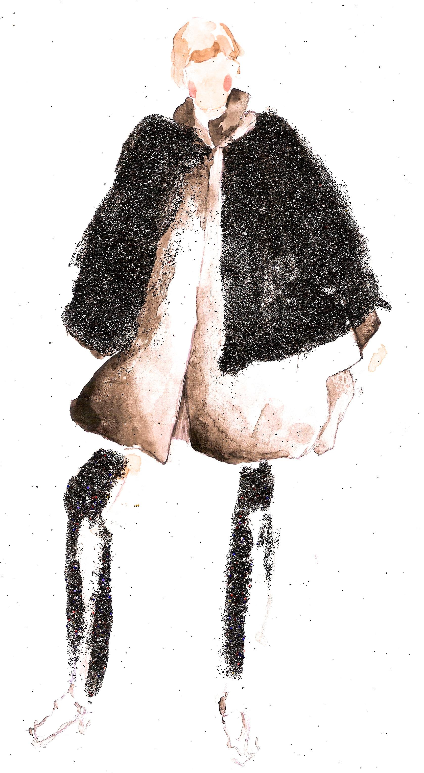 Embellished  : : Modern Androgyny  - image 7 - student project