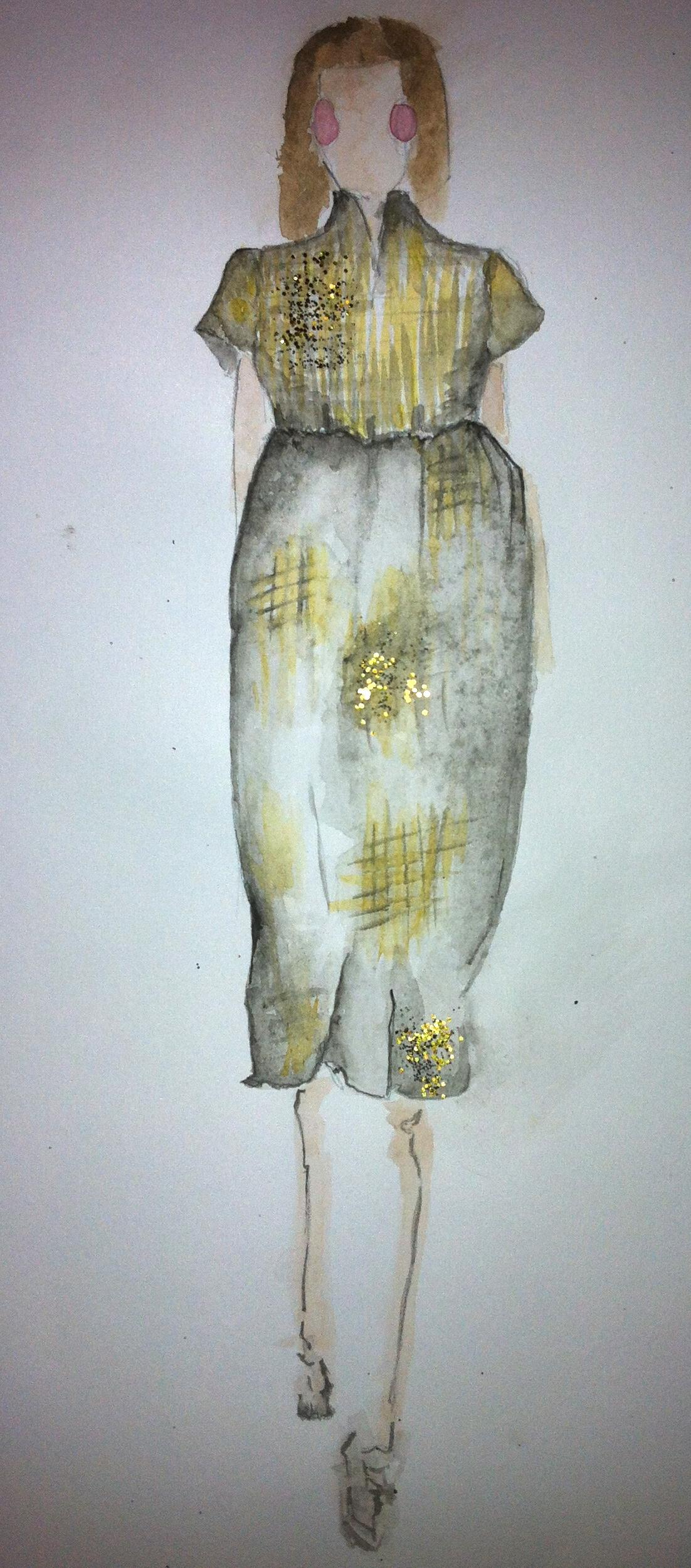 Embellished  : : Modern Androgyny  - image 2 - student project