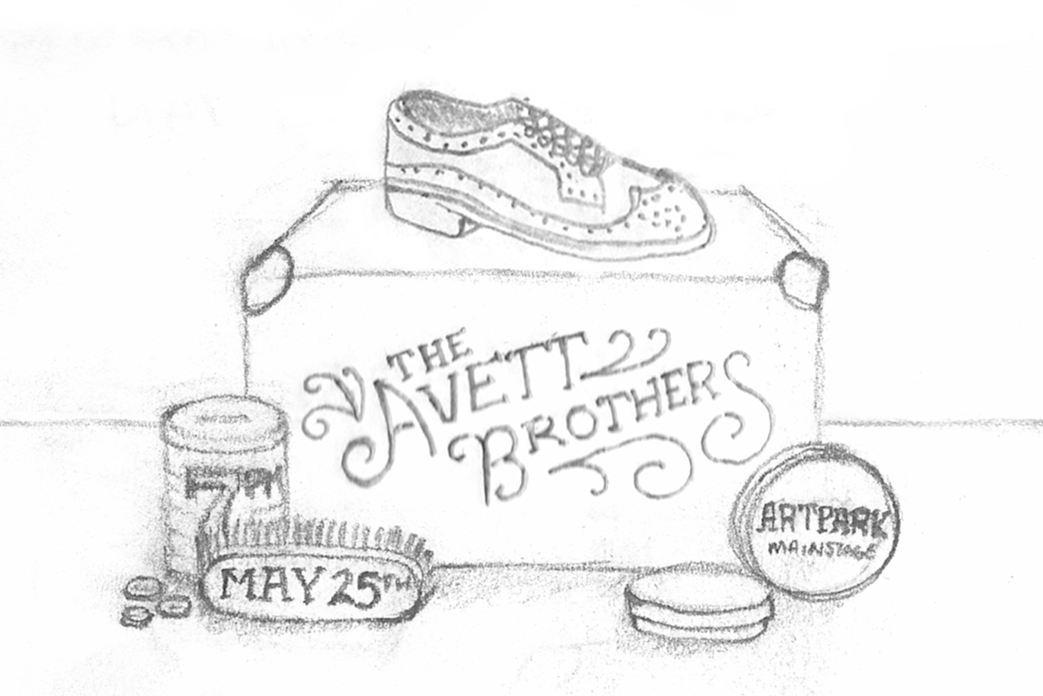 The Avett Brothers - image 12 - student project