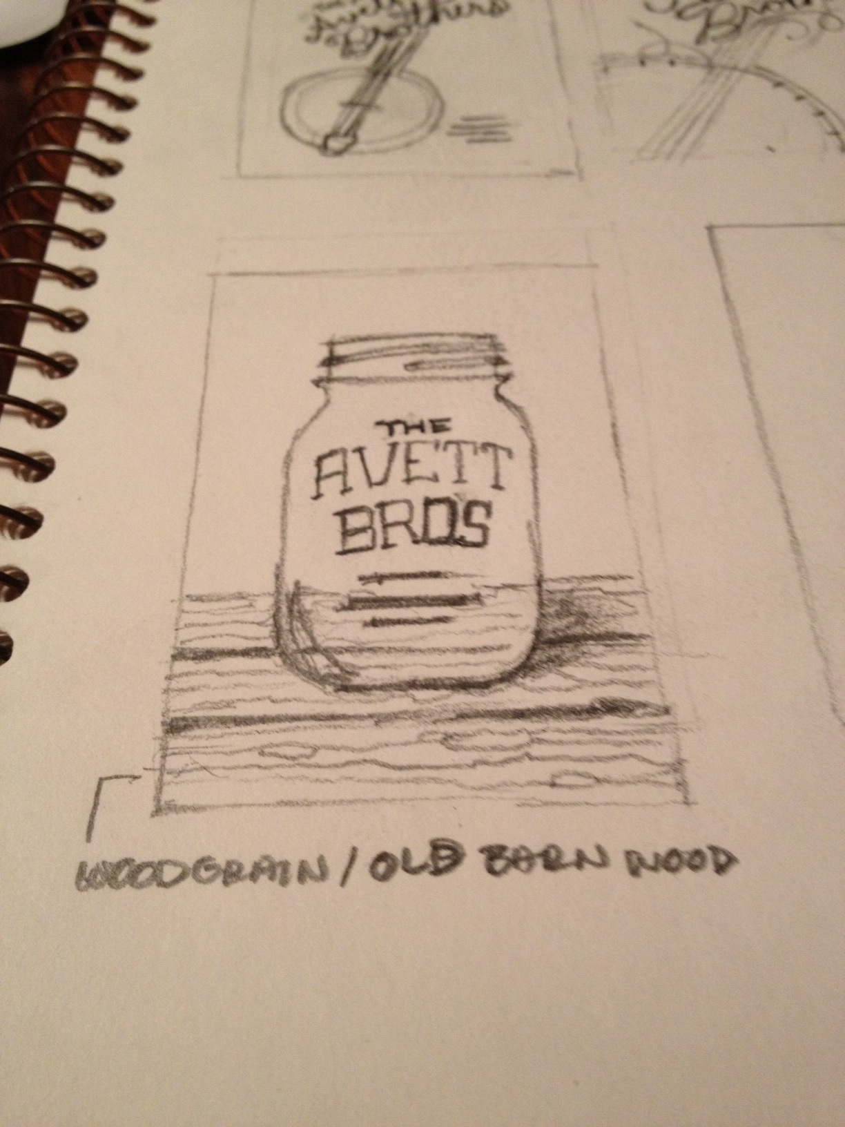 The Avett Brothers - image 10 - student project