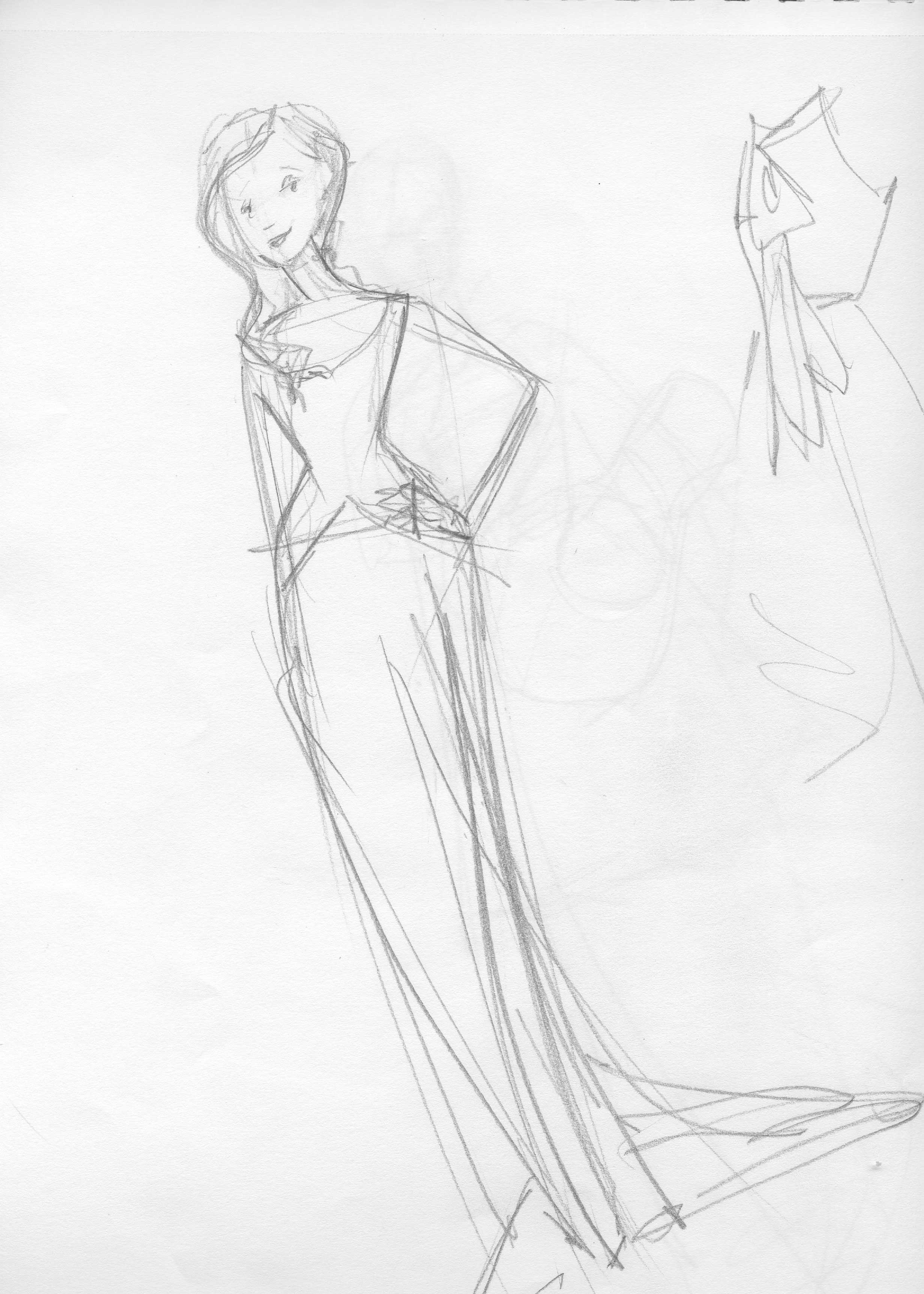 *(SKETCHES)* a walk down memory lane - image 28 - student project