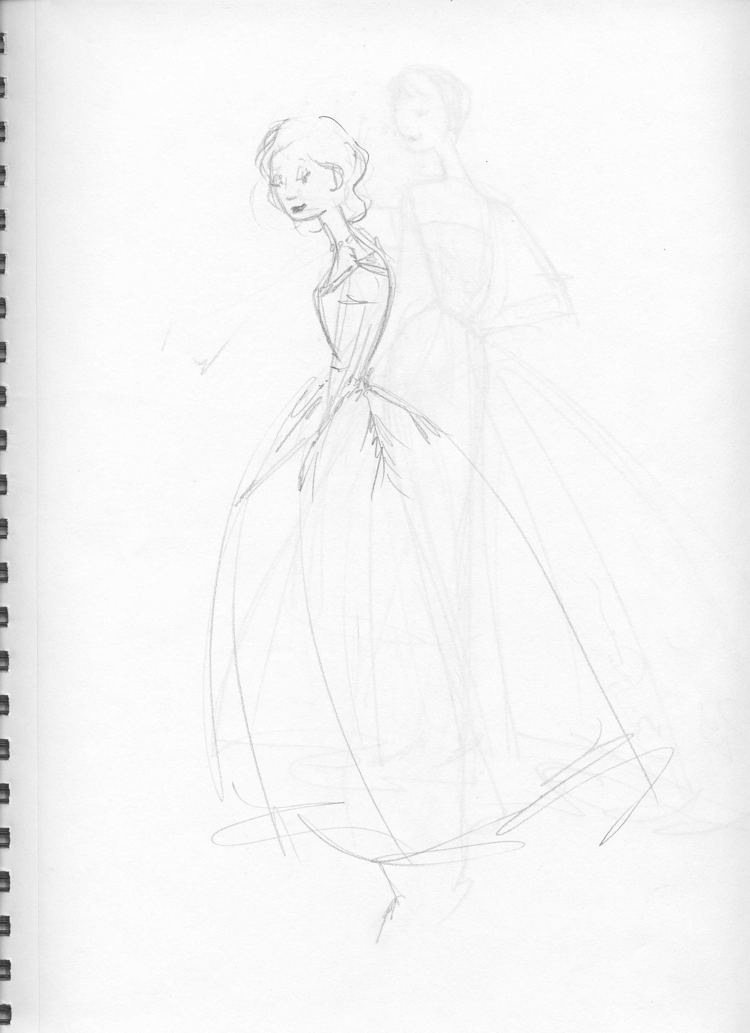 *(SKETCHES)* a walk down memory lane - image 22 - student project