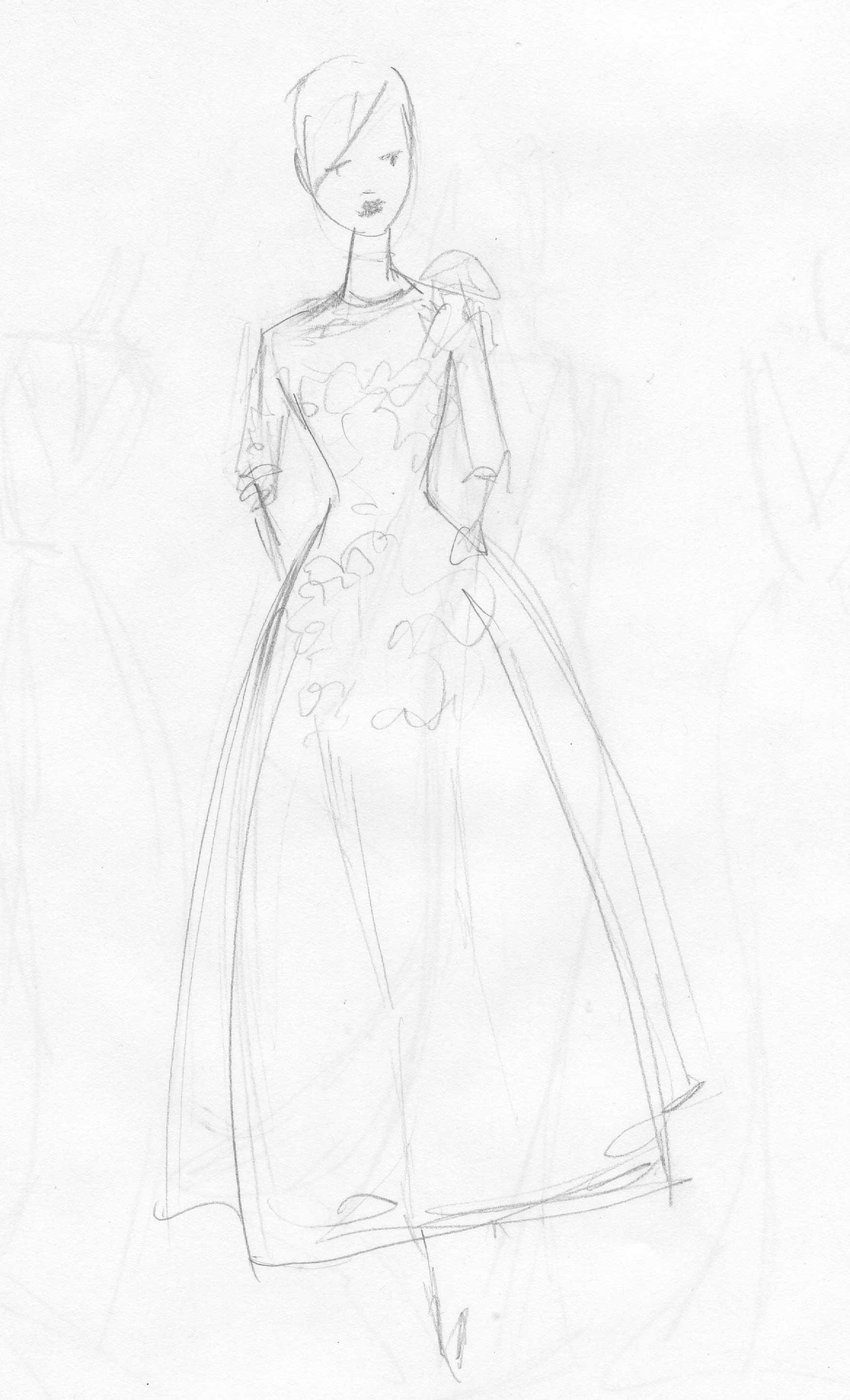 *(SKETCHES)* a walk down memory lane - image 3 - student project