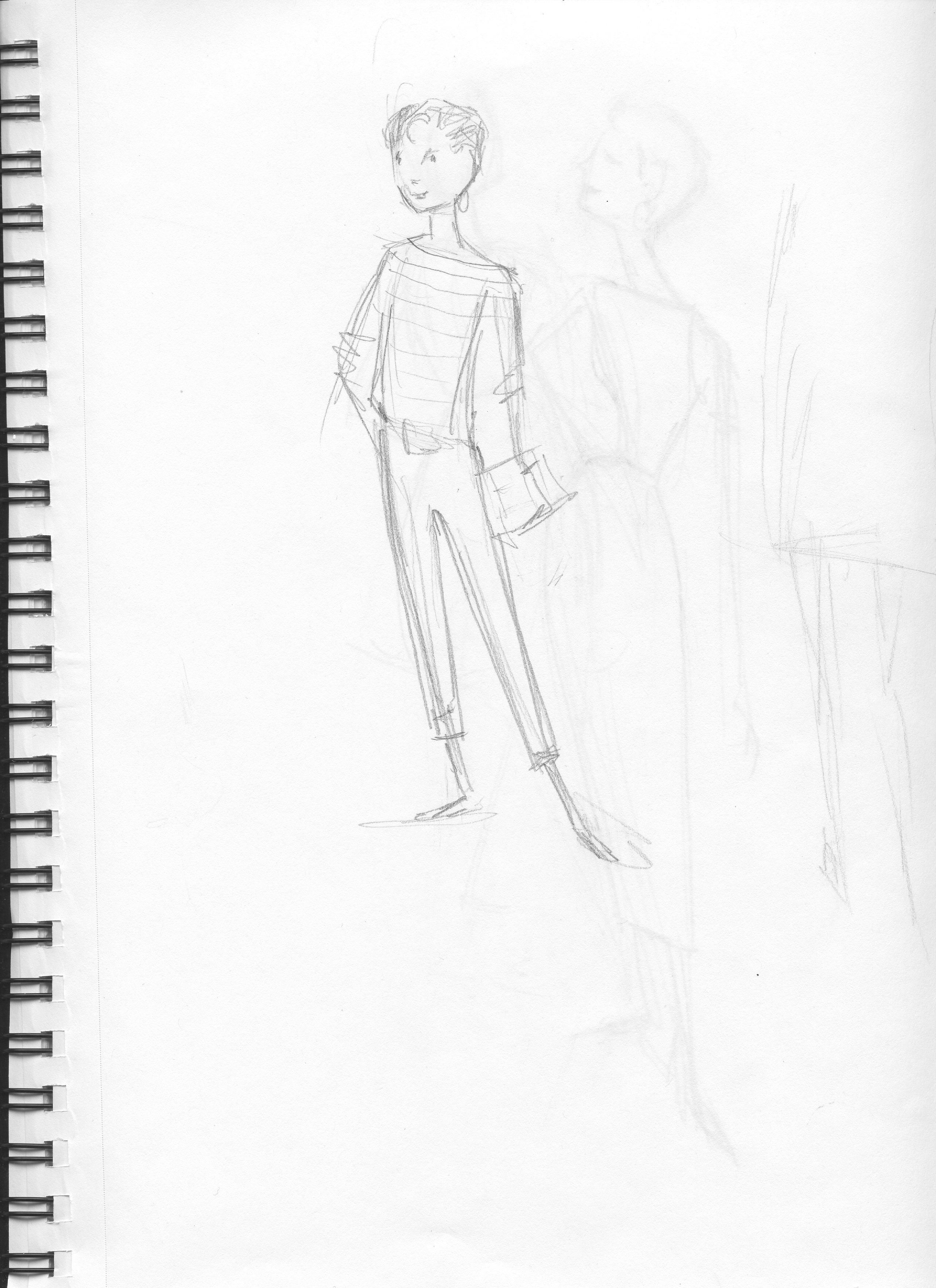 *(SKETCHES)* a walk down memory lane - image 10 - student project