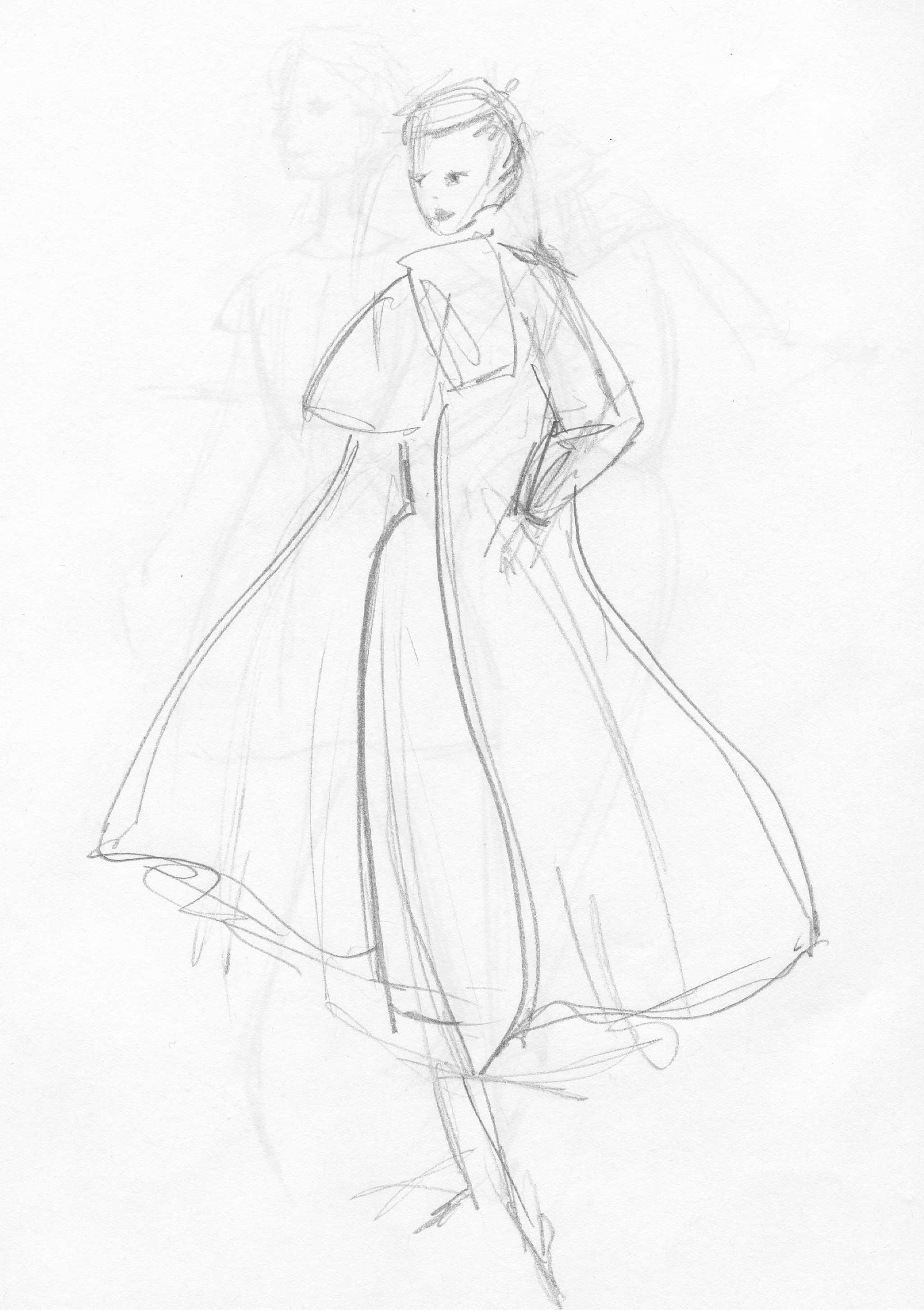 *(SKETCHES)* a walk down memory lane - image 18 - student project