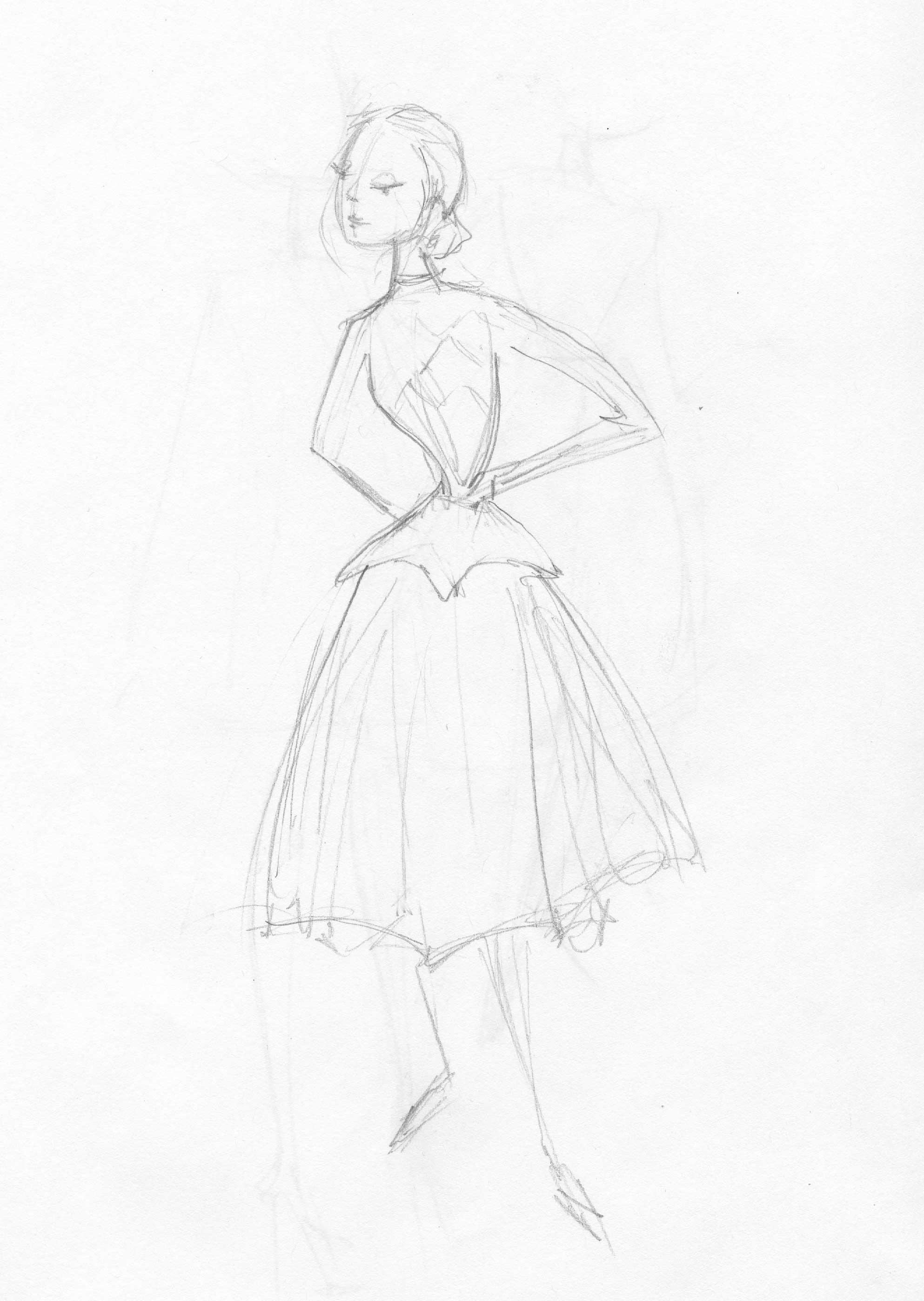 *(SKETCHES)* a walk down memory lane - image 7 - student project