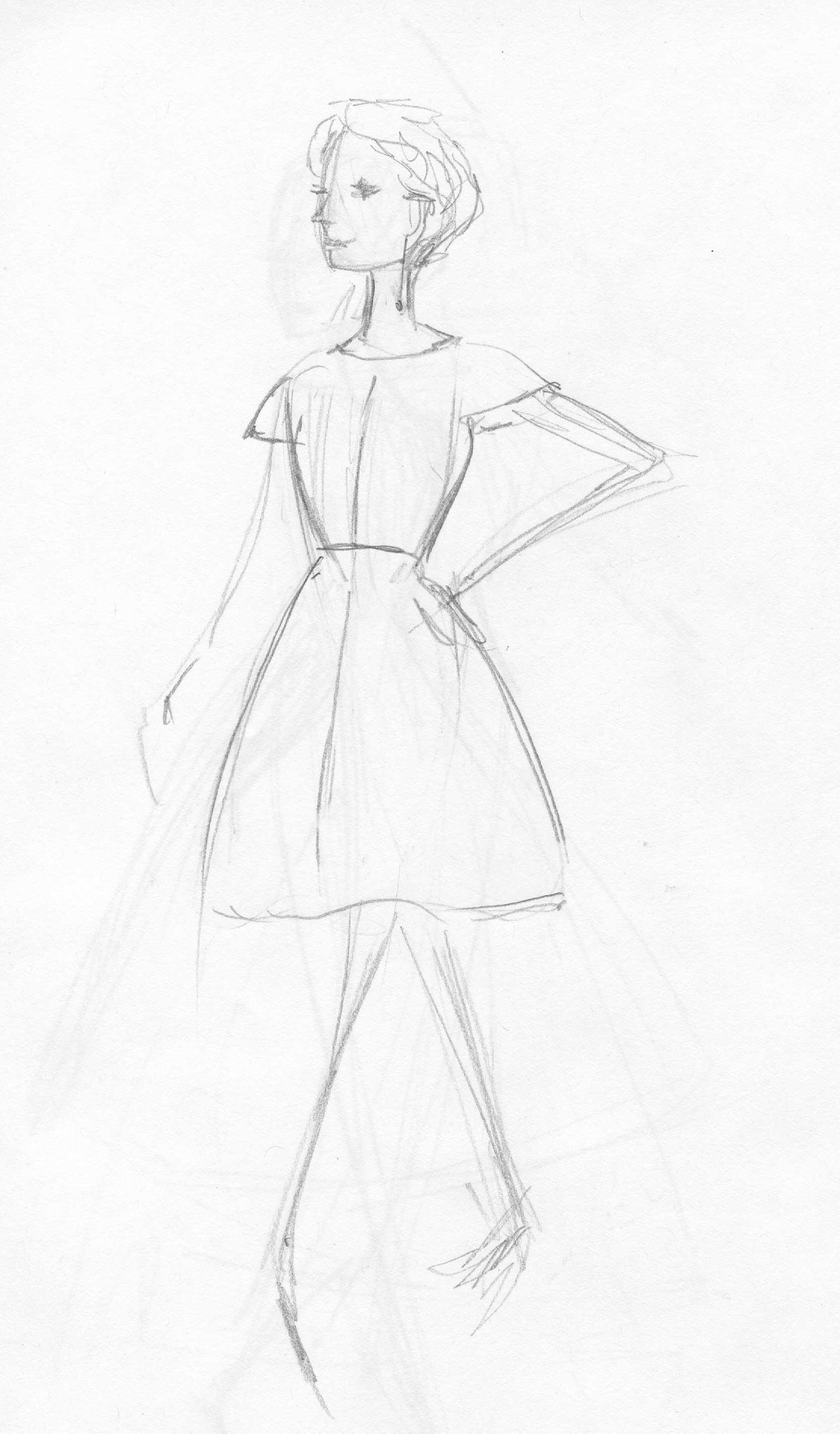 *(SKETCHES)* a walk down memory lane - image 14 - student project