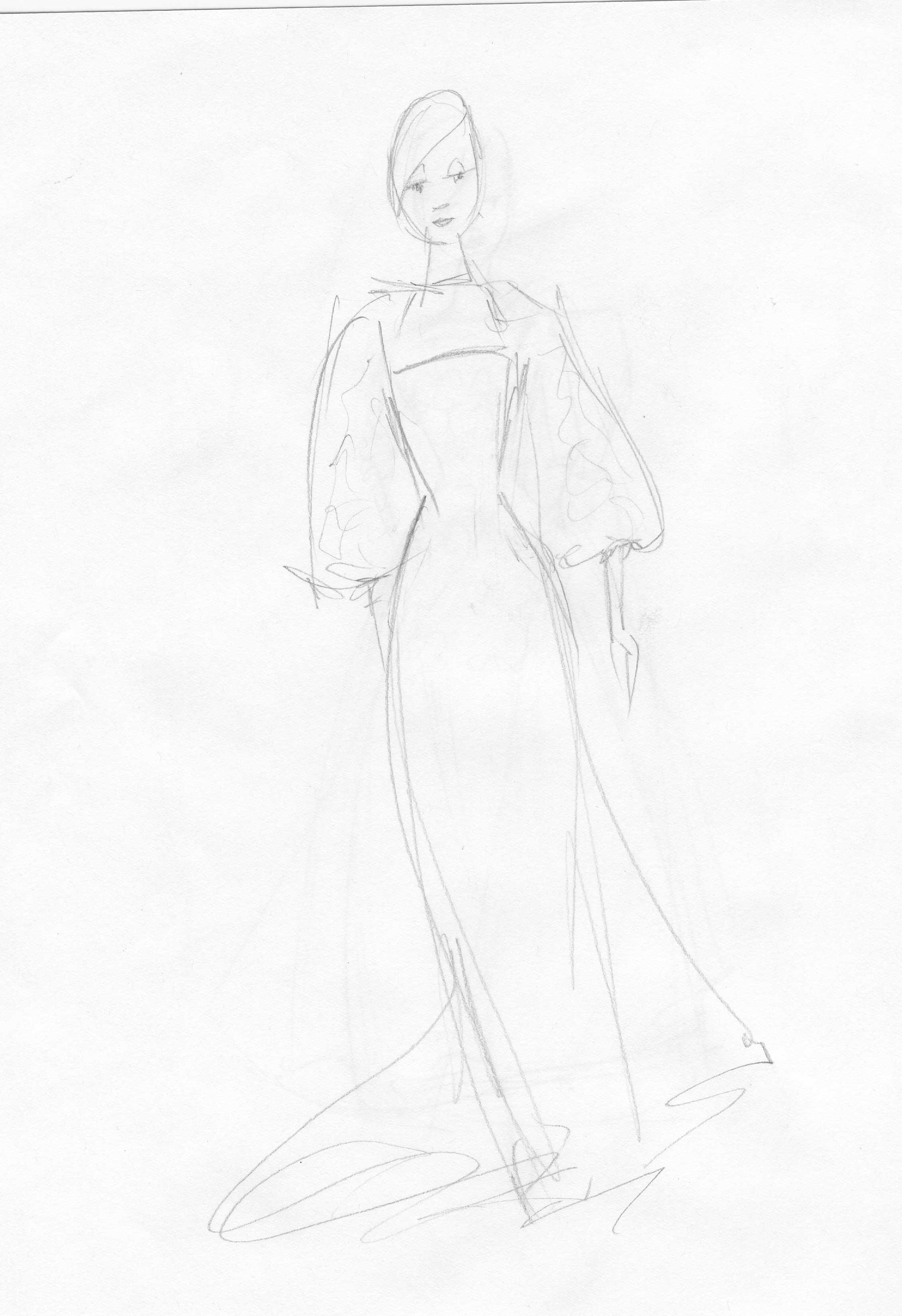 *(SKETCHES)* a walk down memory lane - image 1 - student project