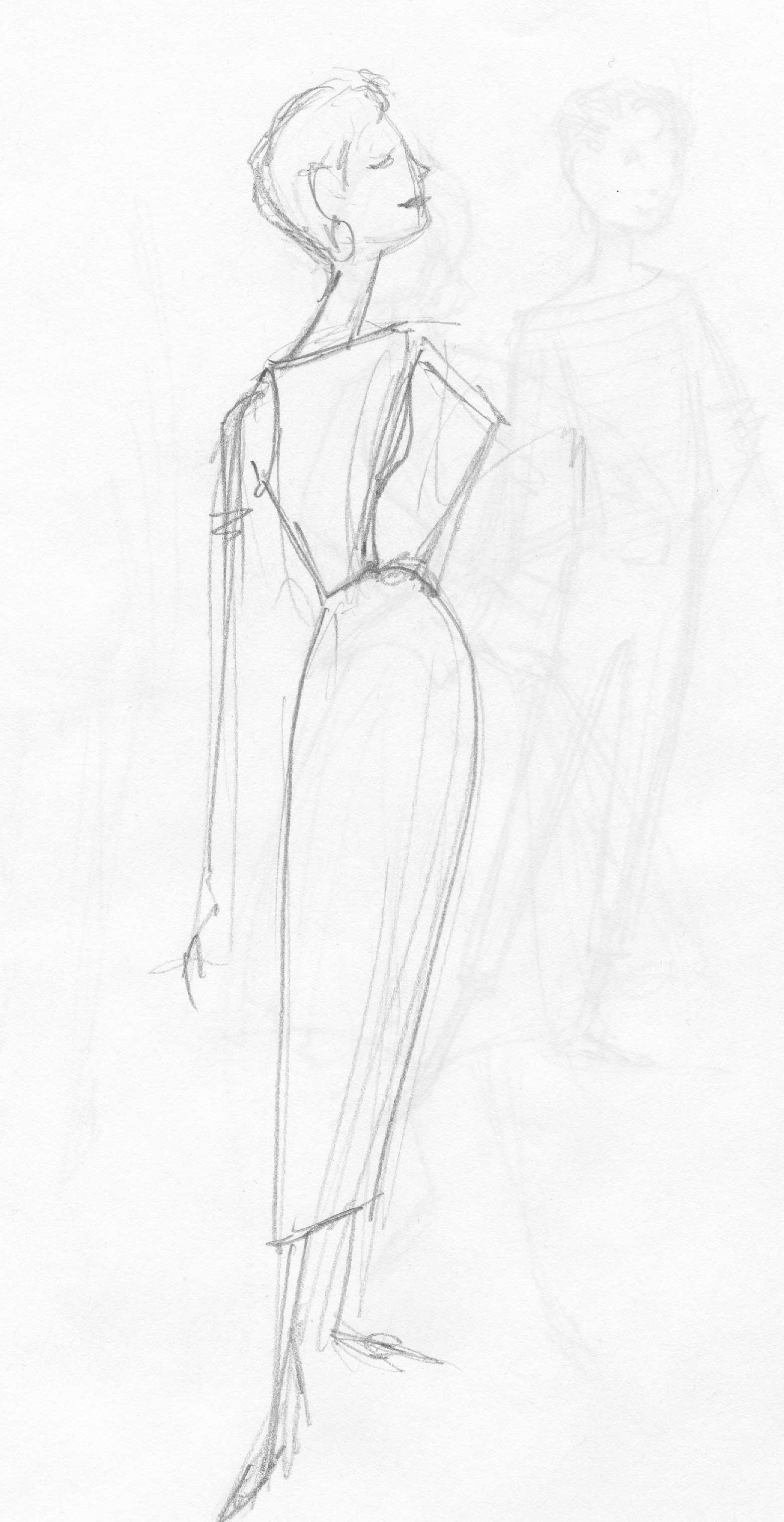 *(SKETCHES)* a walk down memory lane - image 12 - student project