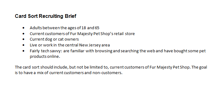 Fur Majesty Pet Shop - image 5 - student project