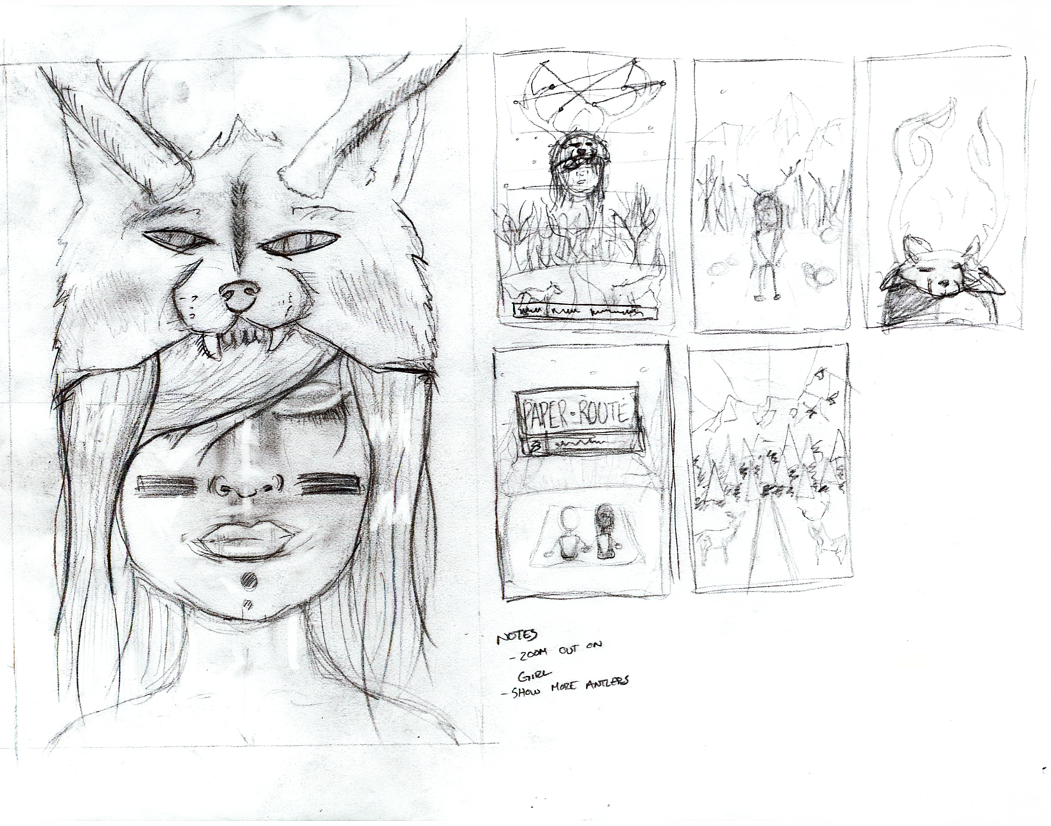Paper Route - image 12 - student project