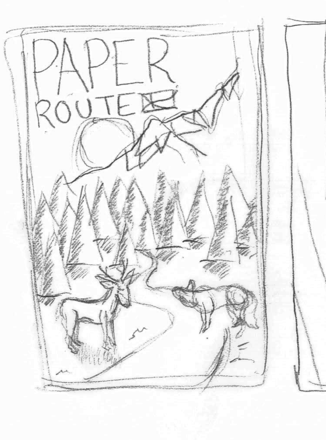 Paper Route - image 13 - student project