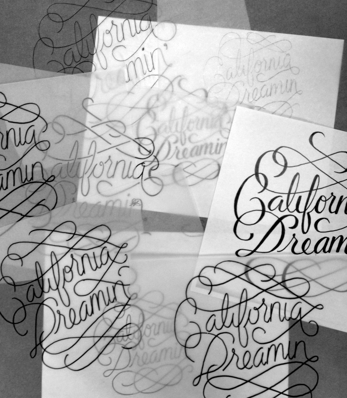 California Dreamin - image 7 - student project
