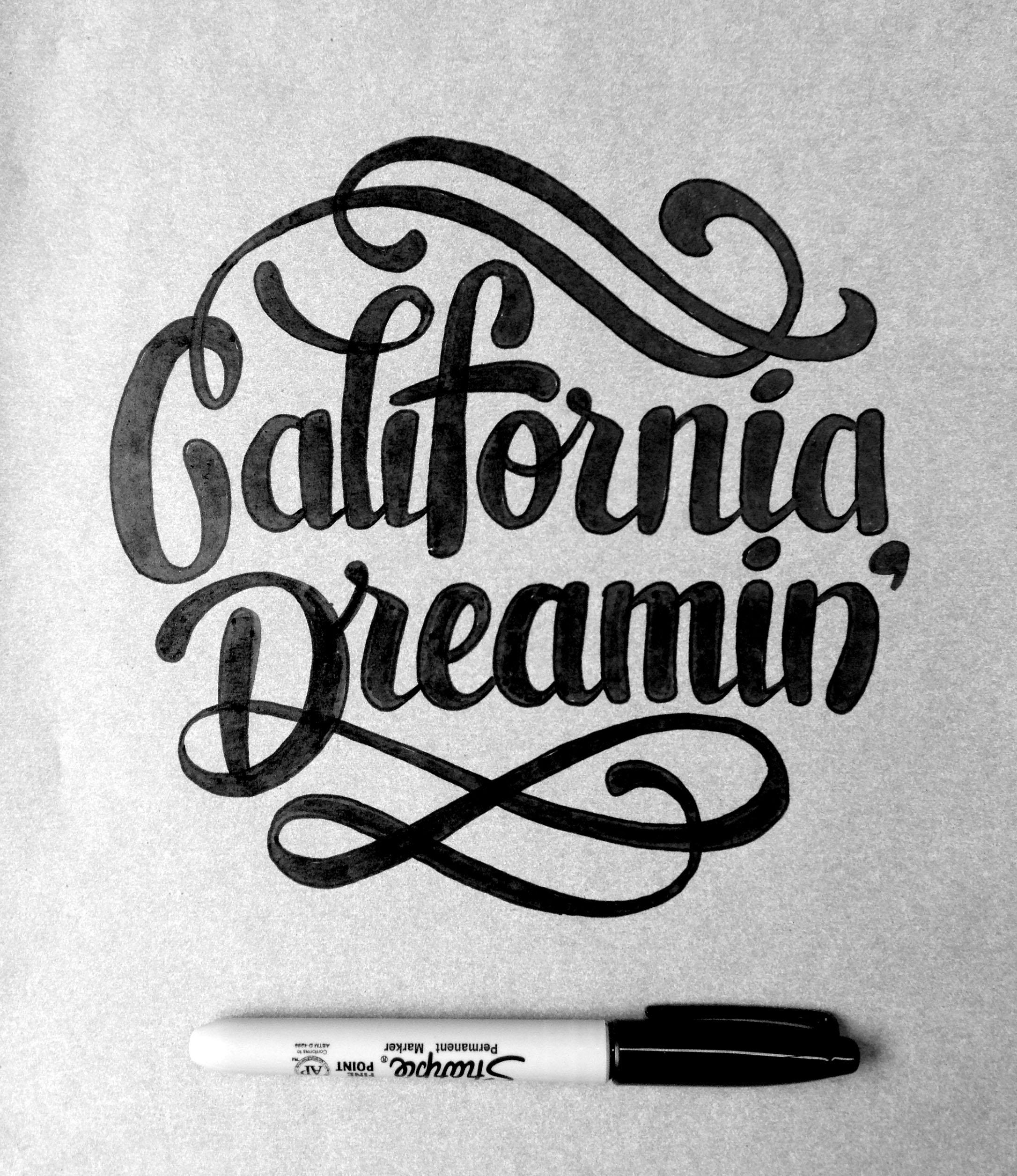 California Dreamin - image 5 - student project