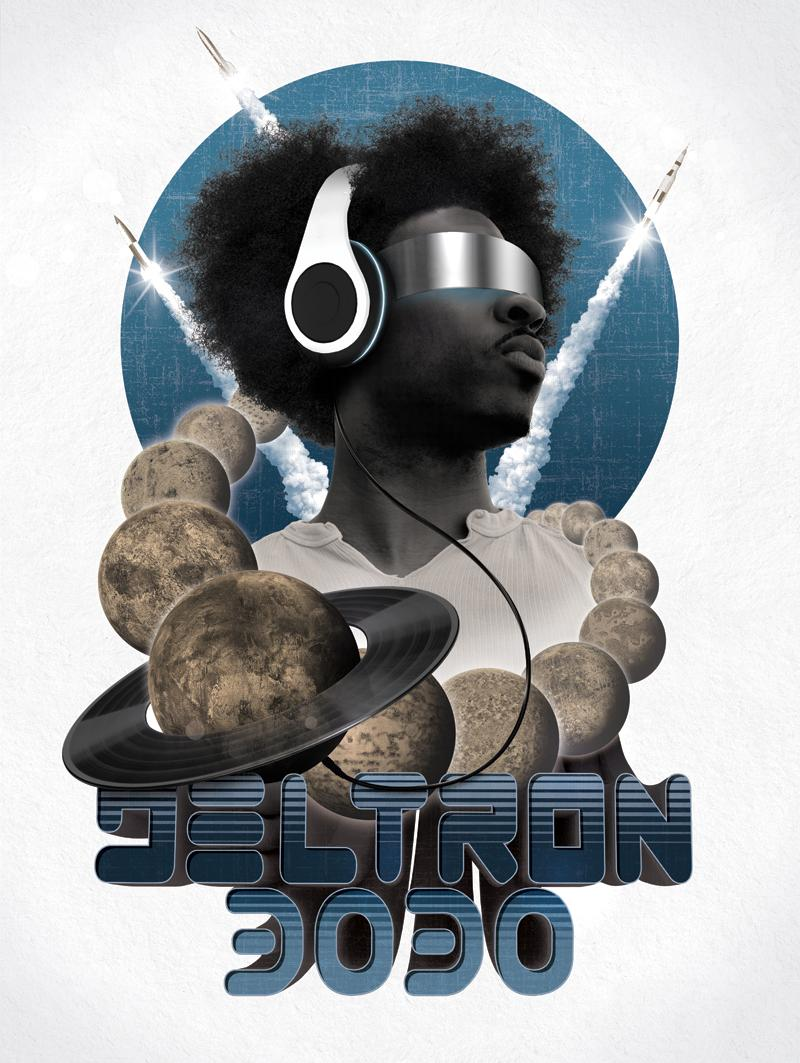 Complete: Deltron 3030 - image 1 - student project