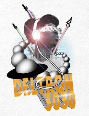 Complete: Deltron 3030 - image 11 - student project