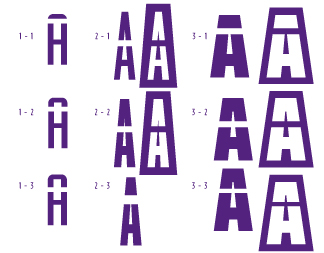 Purple Hills Studio Logo & Personal Monogram - image 6 - student project