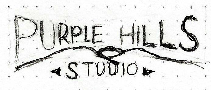 Purple Hills Studio Logo & Personal Monogram - image 1 - student project