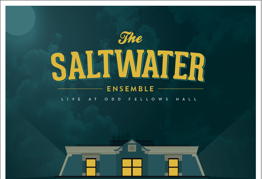 Saltwater Live from Odd Fellows Hall - image 16 - student project