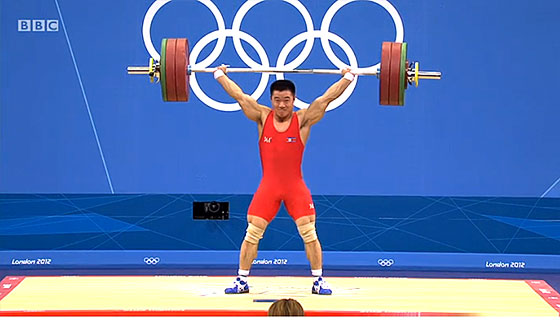 USAW Goodland Open (Olympic Lifting) - image 1 - student project