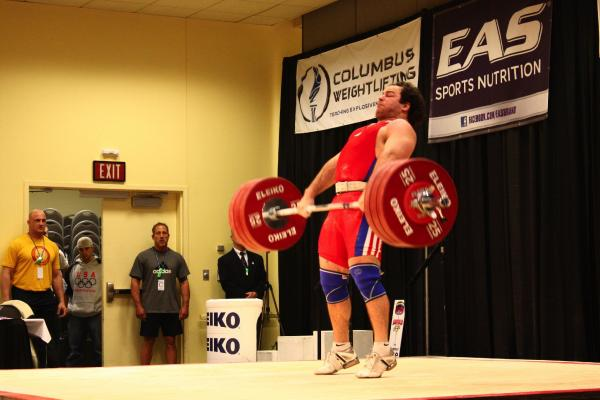 USAW Goodland Open (Olympic Lifting) - image 2 - student project