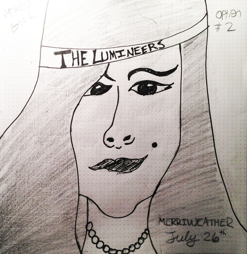 The  Lumineers - image 5 - student project