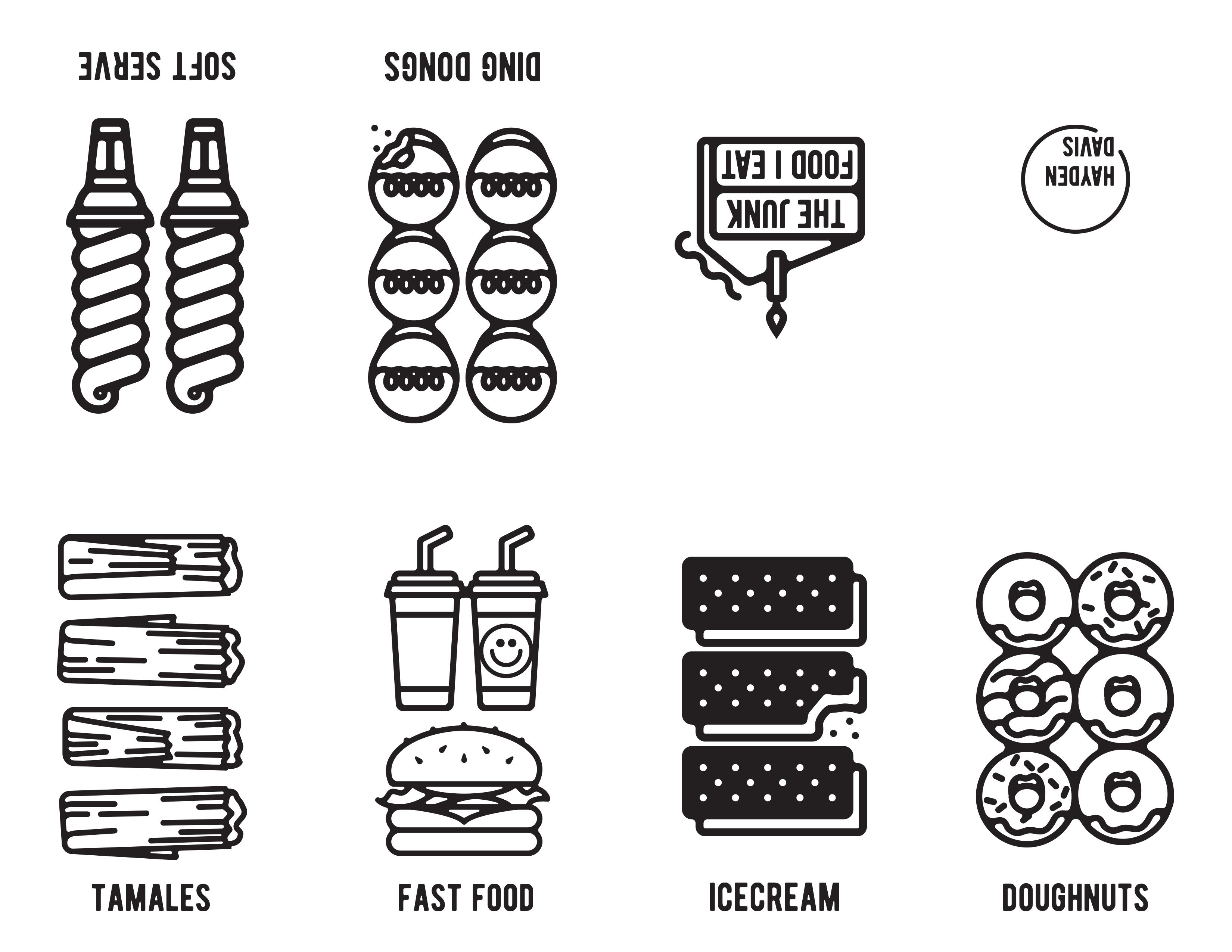 The Junk Food I Eat - image 2 - student project